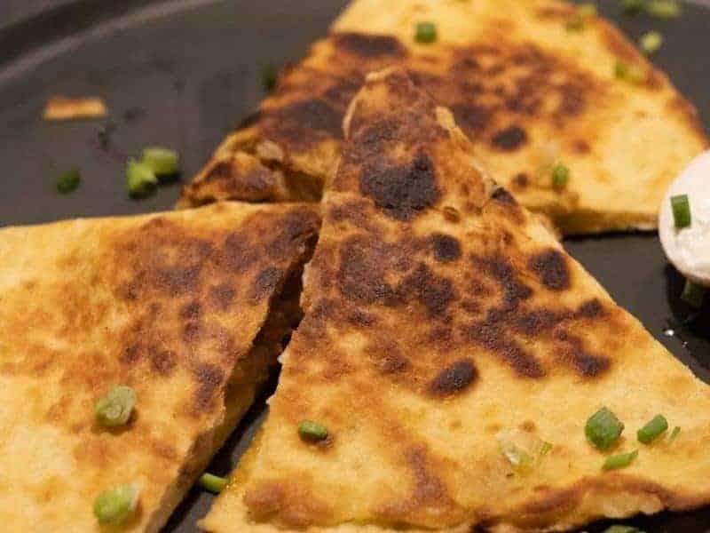 best quesadillas in northern kentucky