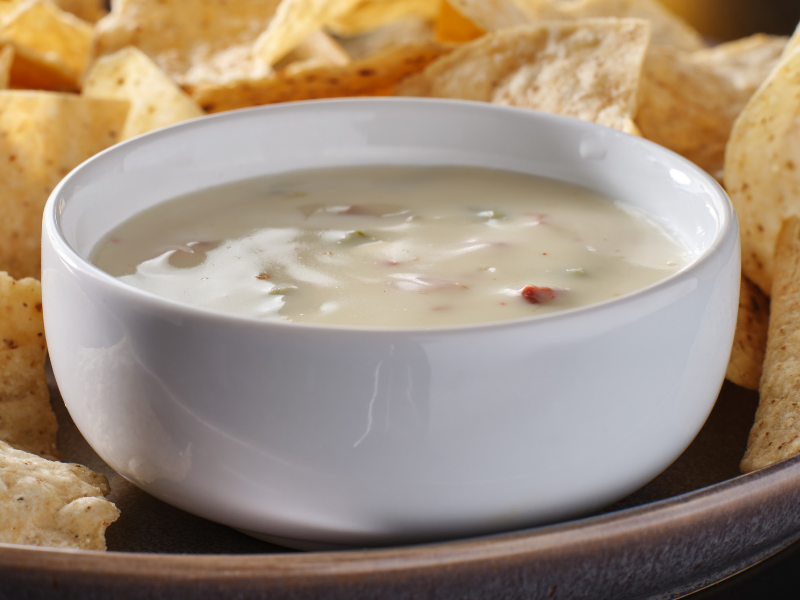 cheese dip delivery